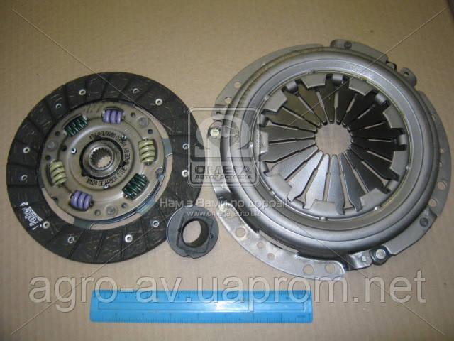 Сцепление (821365) PEUGEOT 206 1.9 Diesel 9/2000->2/2009 (пр-во Valeo)