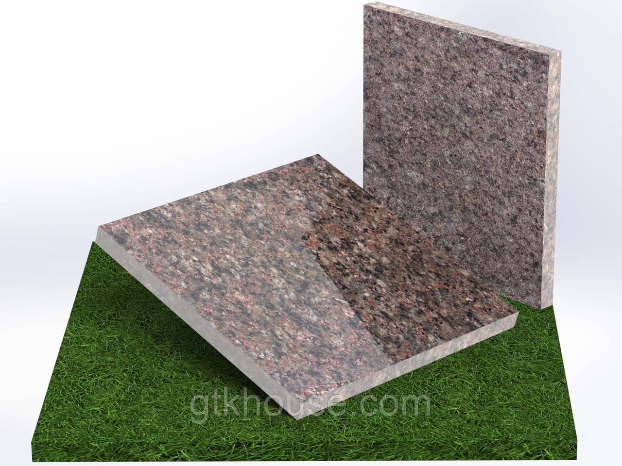 Плитка гранитная Васильевская (Размер 300×300)
