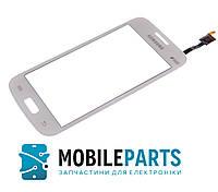 Сенсор (Тачскрин) для Samsung G350E | G3500 Без фронтальной камеры (Белый) Оригинал
