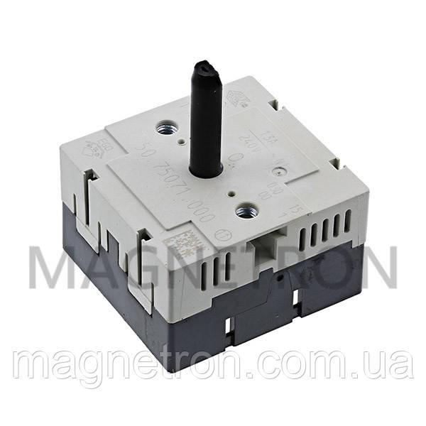 Переключатель мощности конфорок для электроплит Electrolux EGO 50.75071.000 3890825031
