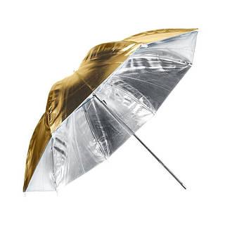 "Зонт Falcon Gold/Silver 48"" (122 см) (URN-48GS)"