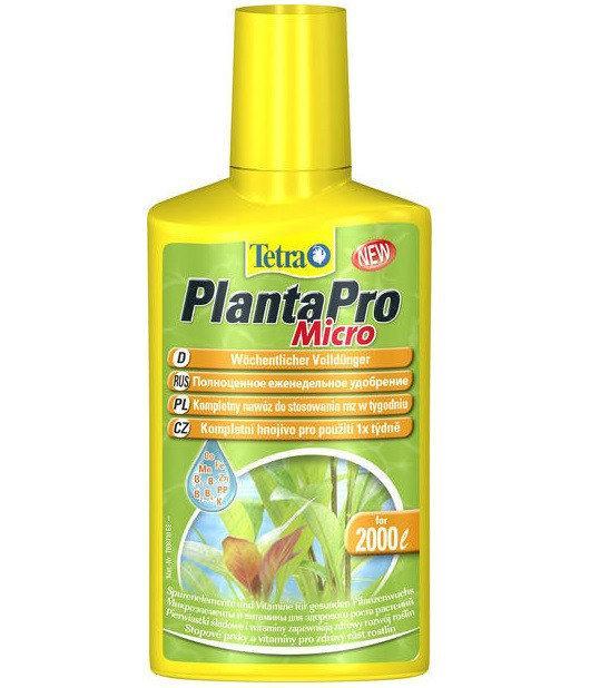 Tetra PlantaPro Micro 250 ml удобрение для аквариумных растений