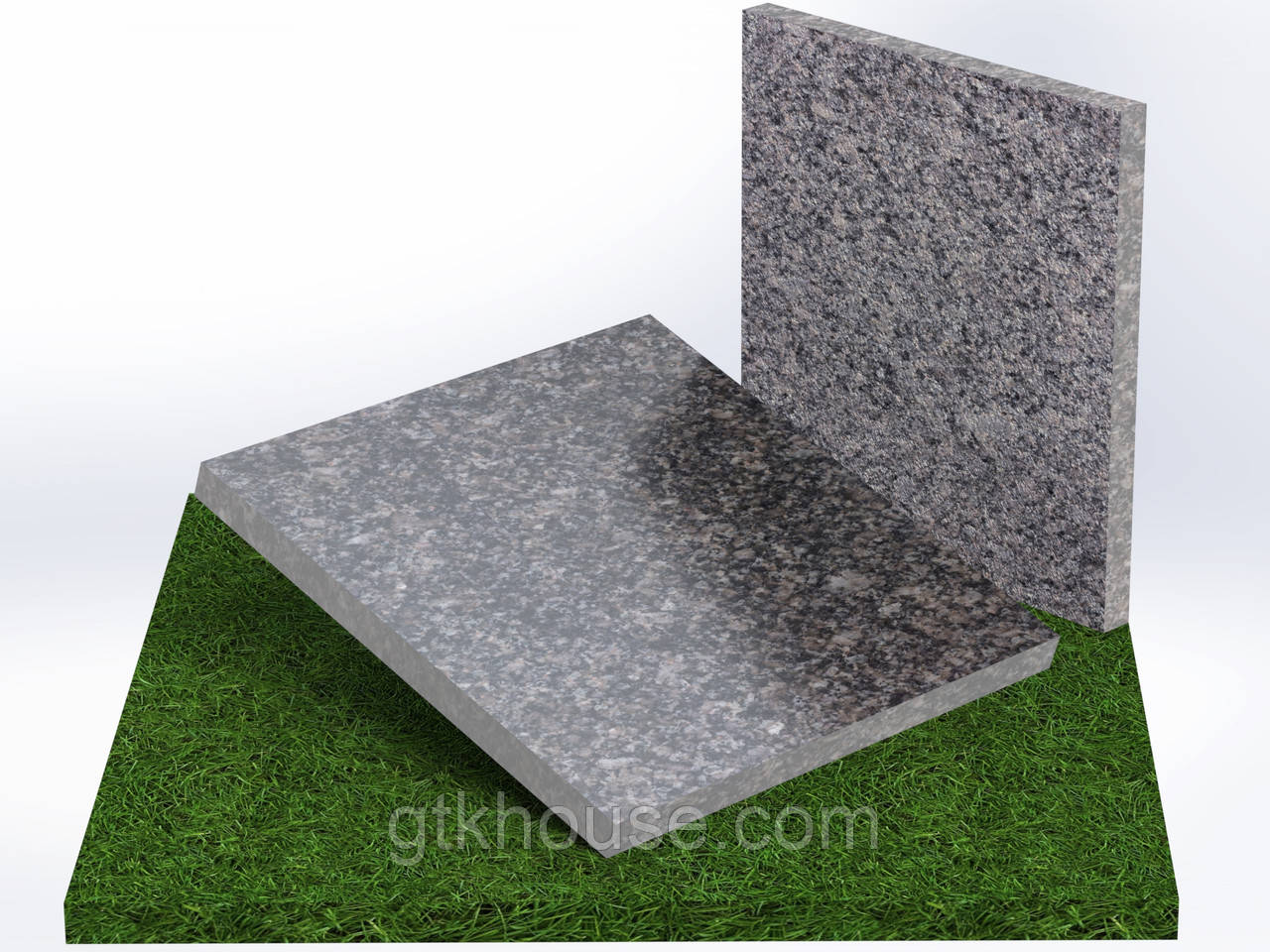 Плитка гранітна Старобабанська (Розмір 300×300)