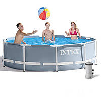 Каркасный бассейн Intex 26702 (305*76см)