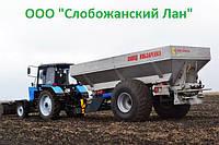 Разбрасыватель минеральных удобрений РМД-12 привод транспортера механический