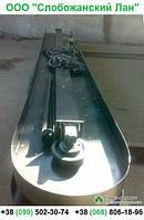 Конвейер скребковый навозоуборочный КСГ-1-04