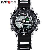 Мужские наручные часы Weide Aqua Black. Гарантия 12 месяцев.