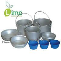Набор посуды из аллюминия, Tramp, фото 1