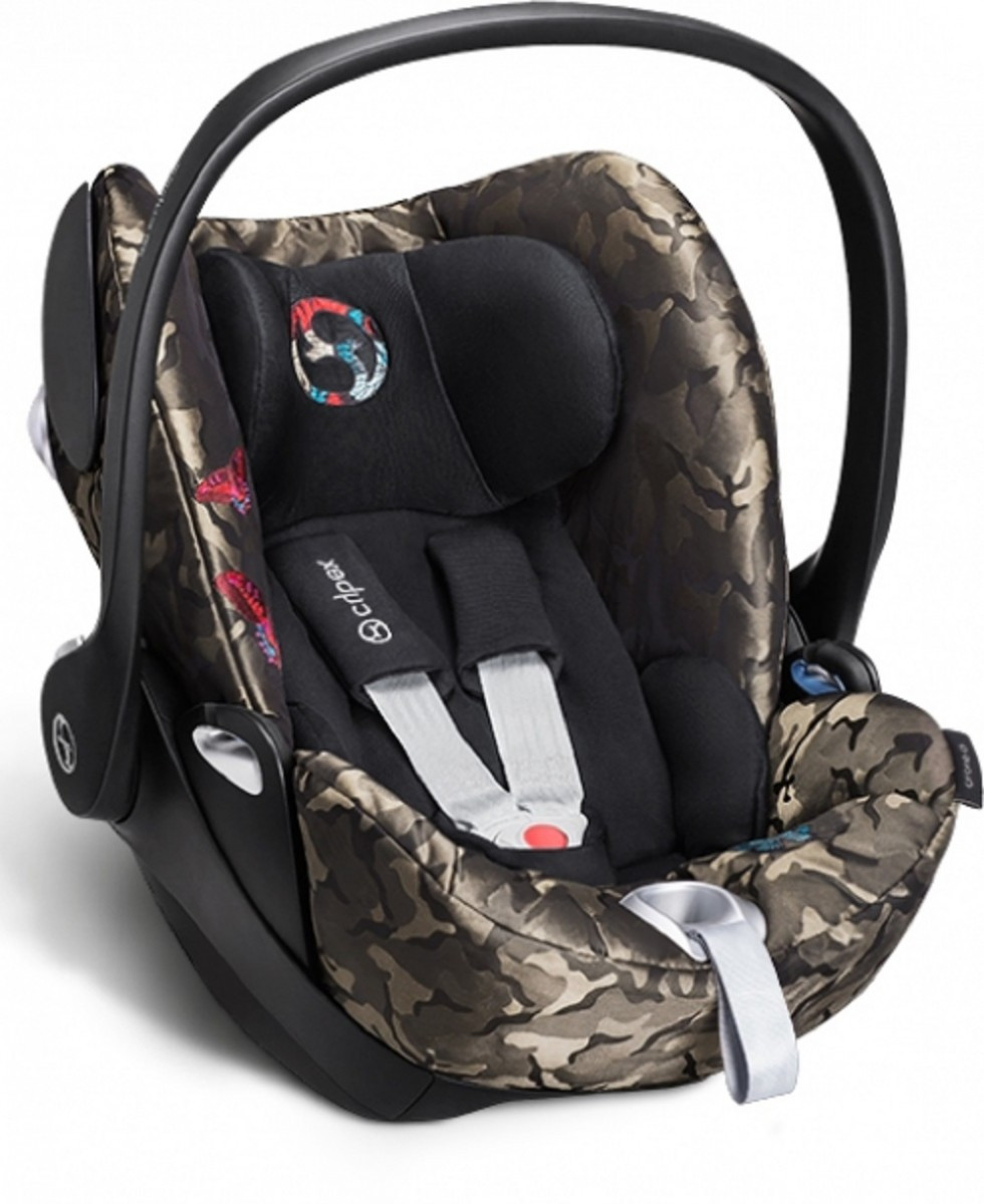 Автокресло Cybex Cloud Q Butterfly
