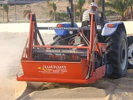 Машина для очистки пляжа TUTKUN