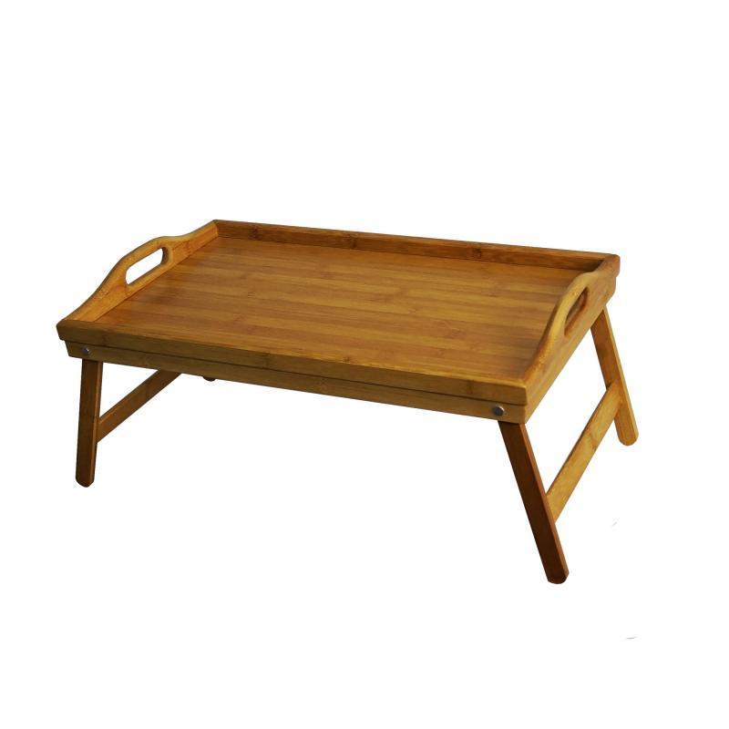 Бамбуковый столик для завтрака в постели, КОД: 176181