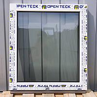 Вікно OPEN TECK De-Lux 60мм, глухе.