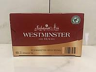 Чай чёрный Westminster 50 пакетиков Германия