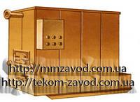 Водогрейный котел КВ-Т-0,5-90-70 (0,5 МВт, твердое топливо)