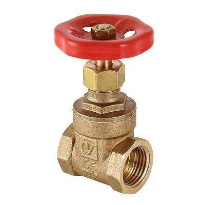 Кран Засувка 1/2 Латунь Water Pro DN 15 PN 20