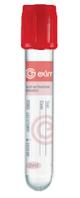 Вакуумні пробірки з активатором згортання EximLab