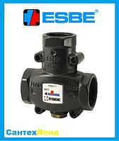 """Термостатический смесительный клапан ESBE VTC 511 D """"1"""" 50 °С"""