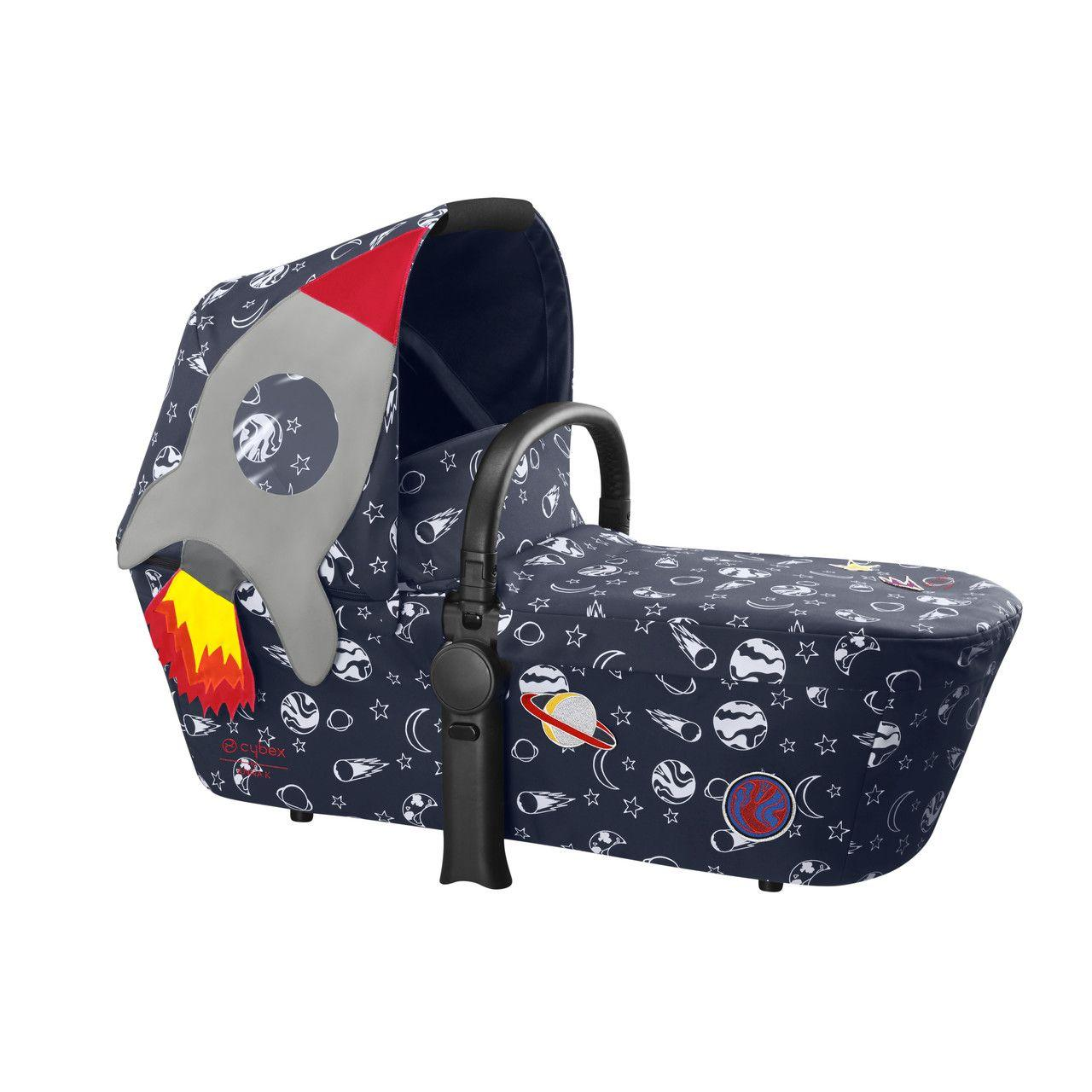 Люлька Cybex Priam Carry Cot Anna K Space Rocket 2019