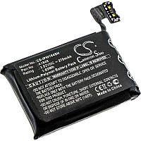 Аккумулятор для умных часов Apple Watch 3rd GPS+LTE (A1848), 38mm, (Li-ion 3.82V 279mAh), ORIG \ б/у
