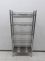 Стеллаж для сушки посуды 900х320х1800