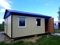 Дачный домик из модулей