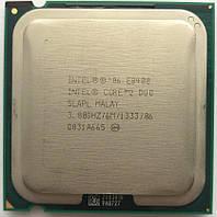 Процессор Intel Core 2 Duo E8400 C0 SLAPL 3.00 GHz 6 MB Cache 1333 MHz FSB Socket 775 Б/У, фото 1