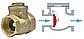 Зворотний Клапан Пелюстковий 1-1/2 SD DN 40 PN 20, фото 4