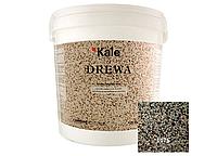 Мозаичная мраморная штукатурка Kale Drewa крупной фракции 25кг (силиконовая) №1075