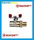 Кран Американка Прямой 1/2 Water Pro DN 15 PN 20, фото 2