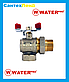 Кран Американка Угловой 3/4 Water Pro DN 20 PN 20, фото 2