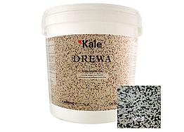 Мозаичная мраморная штукатурка Kale Drewa крупной фракции 25кг (силиконовая) №0810
