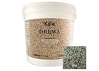 Мозаичная мраморная штукатурка Kale Drewa крупной фракции 25кг (силиконовая) №1401