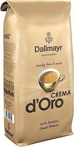 Кофе в зернах Dallmayr Crema d'Oro 1 кг. Германия (100% Арабика)