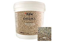 Мозаичная мраморная штукатурка Kale Drewa крупной фракции 25кг (силиконовая) №4651