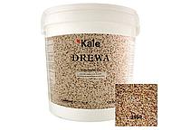 Мозаичная мраморная штукатурка Kale Drewa крупной фракции 25кг (силиконовая) №1550