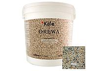 Мозаичная мраморная штукатурка Kale Drewa крупной фракции 25кг (силиконовая) №8651