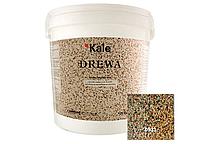 Мозаичная мраморная штукатурка Kale Drewa крупной фракции 25кг (силиконовая) №0531