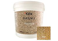 Мозаичная мраморная штукатурка Kale Drewa крупной фракции 25кг (силиконовая) №0600