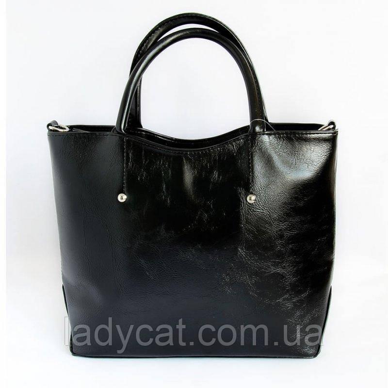 Женская сумка из кожзаменителя М75-27