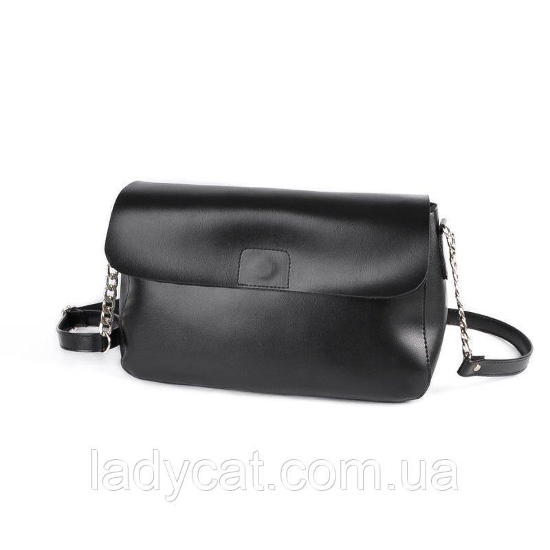 Женская сумка с длинным ремешком М213-34