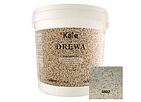 Мозаичная мраморная штукатурка Kale Drewa крупной фракции 25кг (силиконовая) №0802