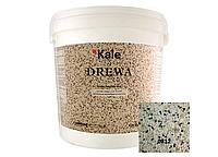 Мозаичная мраморная штукатурка Kale Drewa крупной фракции 25кг (силиконовая) №0812