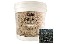 Мозаичная мраморная штукатурка Kale Drewa крупной фракции 25кг (силиконовая) №0100