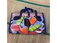 Пляжные бамбуковые коврики (маленький)