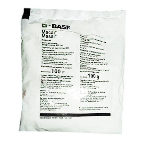 Инсектицид Масай, BASF - 0,1 кг