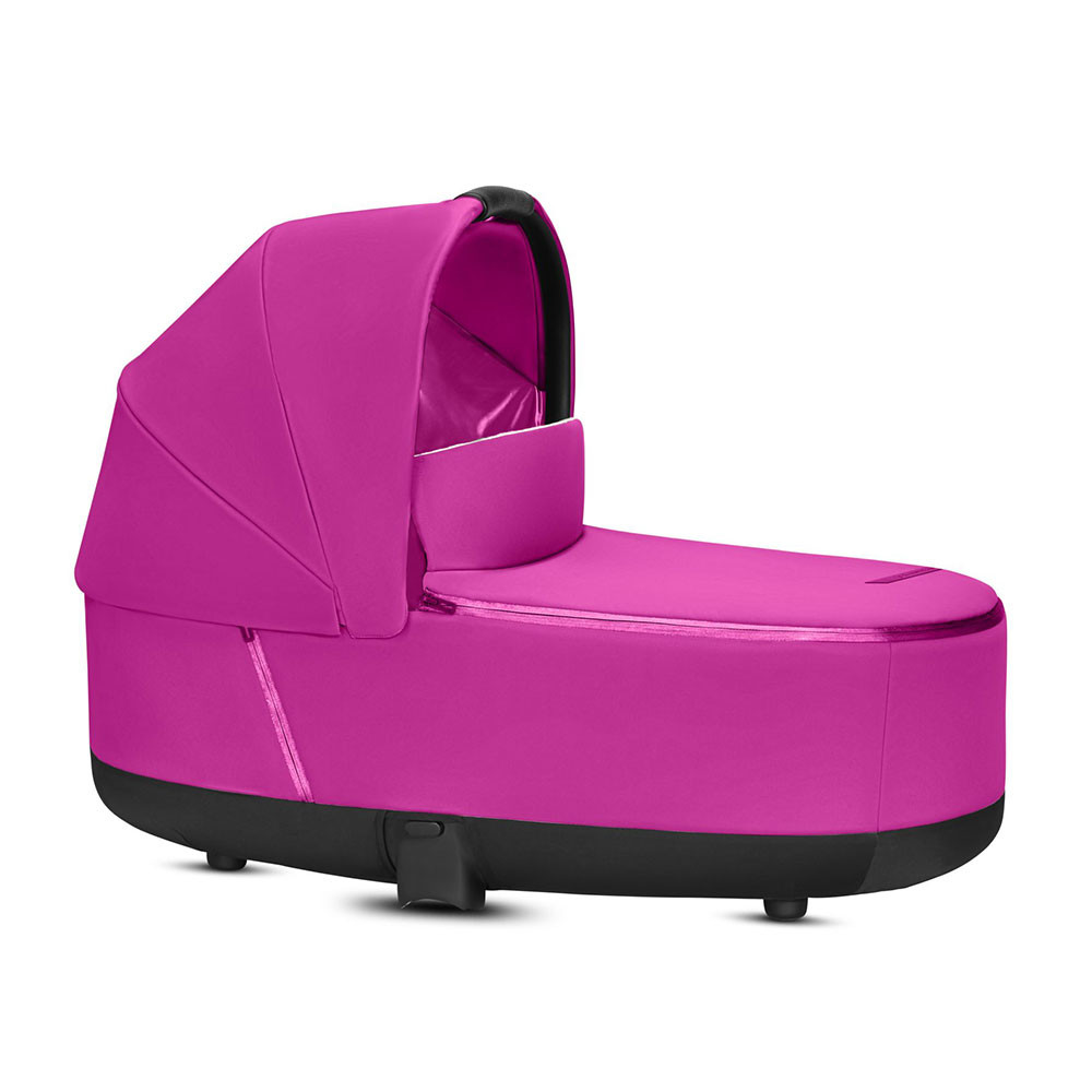 Люлька Cybex Priam Lux R Fancy Pink purple