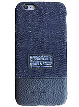 Decoded Denim Back чехол для iPhone 6/6s