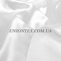 Ткань атлас стрейч белый, фото 3