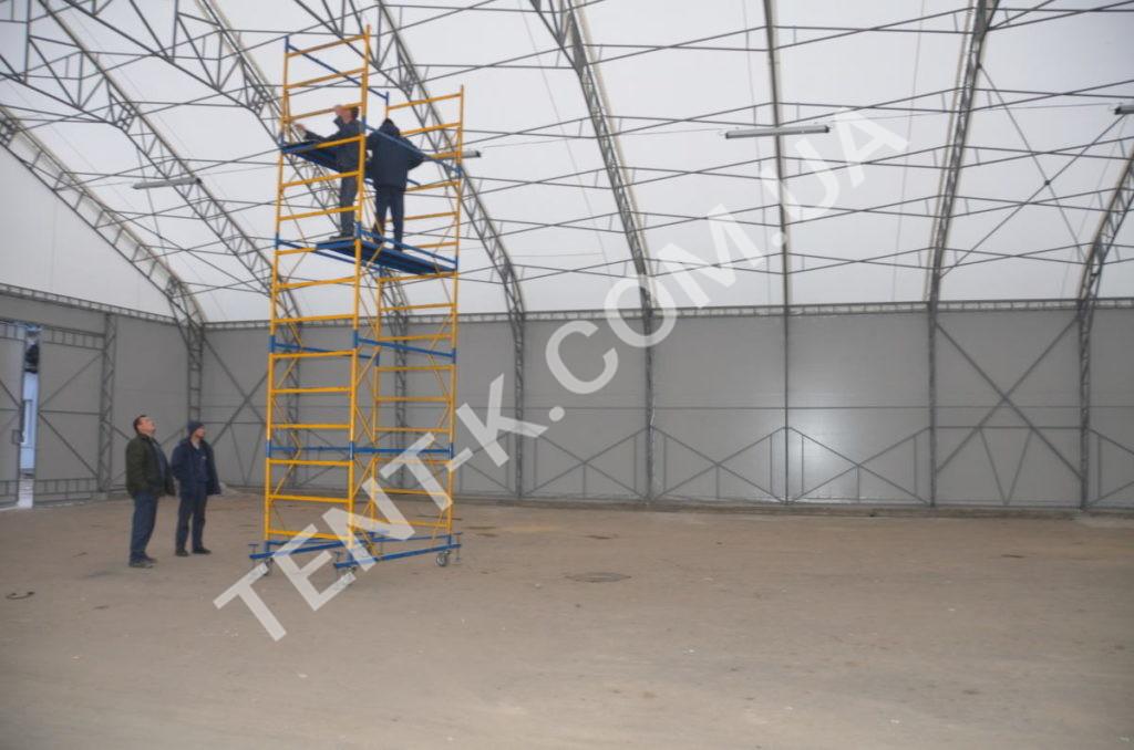 Ангари павільйони для зерна  від TENT.UA