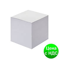 Бумага для заметок белая, 90х90мм 900 листов, не клееная Ц964074У